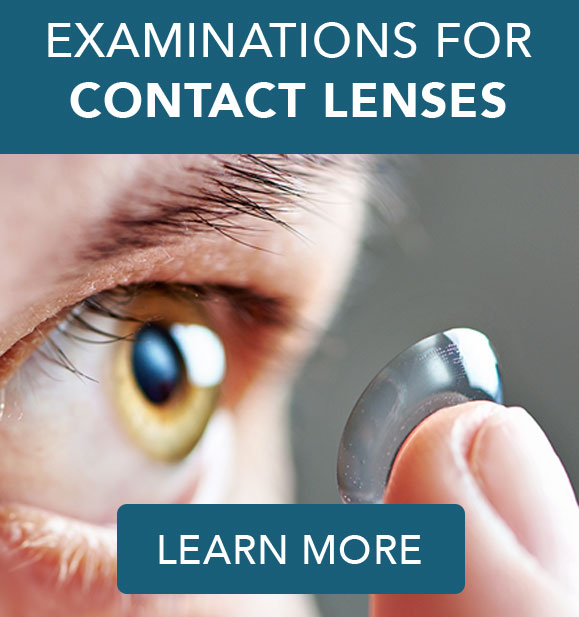 EXAMINATIONS FOR CONTACT LENSES